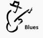 Licks de abertura e fechamento para Blues (1/6)